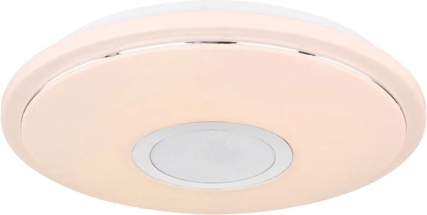 Globo 41386-16L Plafoniere CONNOR inkl. 1xLED 16W 230V,  1040lm,  CCT 3.000-4500-6.000K 1040lm IP20 A+