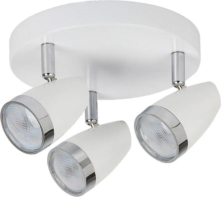 Rábalux Karen 6668 Plafoniere cu spoturi alb metal LED 12W 840lm 3000K IP20 A