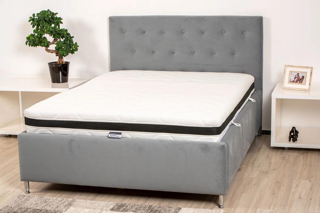 Saltea Somnart Multilayer Supreme Confort - 140x200 cm