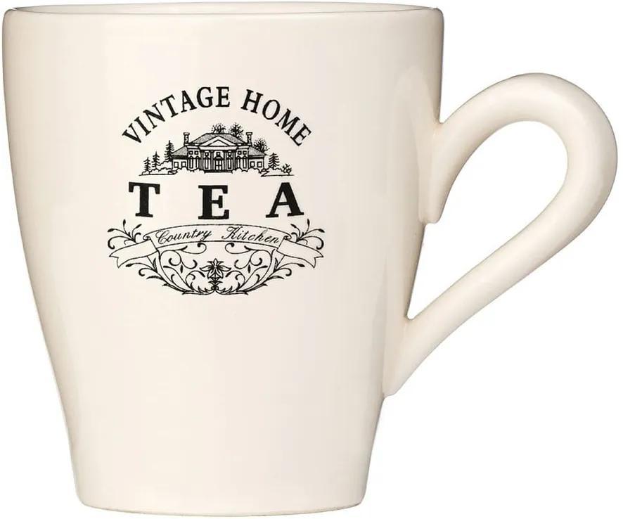Cană ceramică ceai Premier Housewares Vintage Home