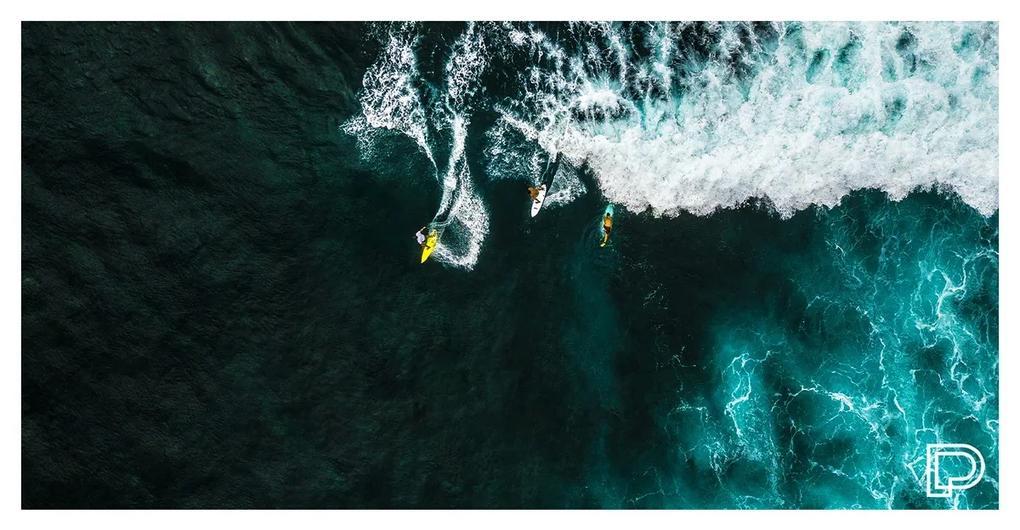 Prosop cu uscare rapidă Towee OCEAN, 80 x 160 cm