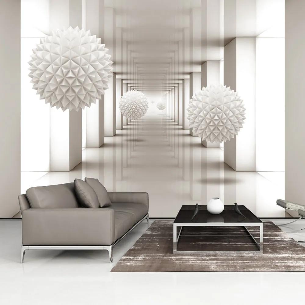 Fototapet Bimago - Gateway to the Future + Adeziv gratuit 400x280 cm