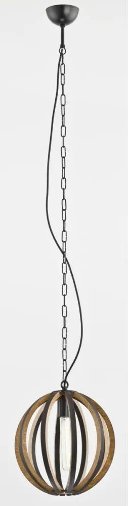 Argon 3513 - Lampa suspendata KORFU 1xE27/60W/230V