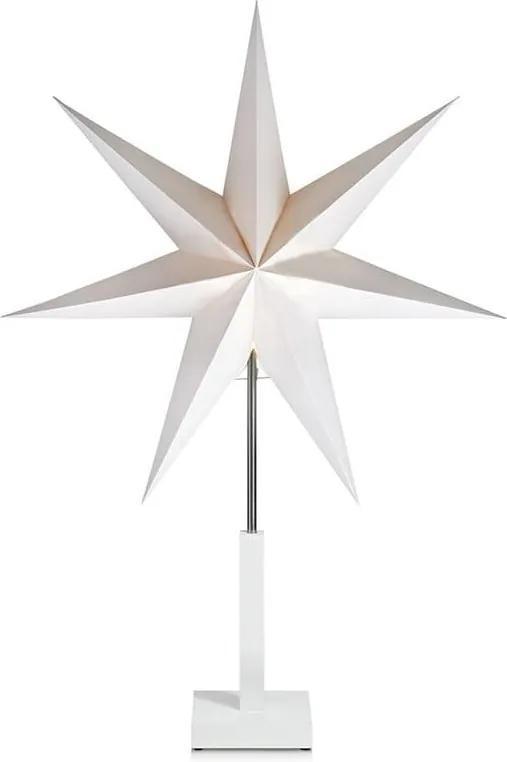 Decorațiune luminoasă Markslöjd Duva, înălțime 106 cm, alb