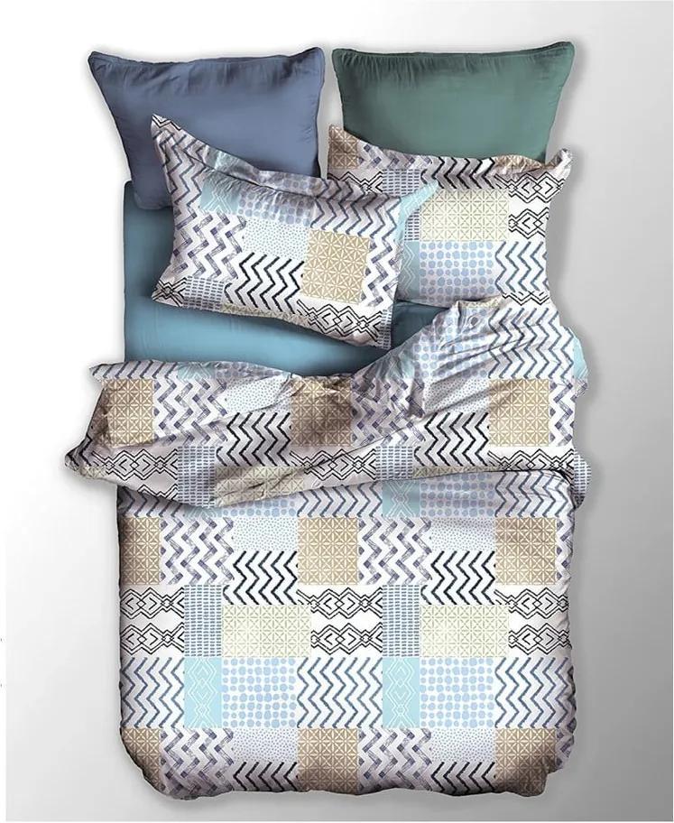 Lenjerie de pat din microfibră DecoKing Ambiance, 200 x 200 cm