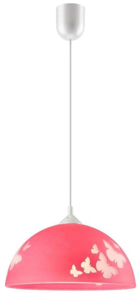 Lustră copii pe cablu 1xE27/60W/230V