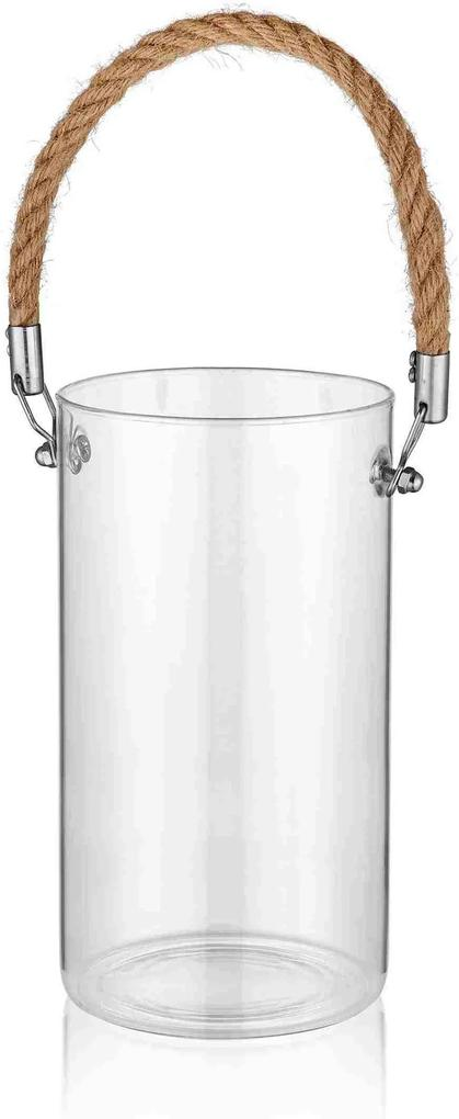 Vaza Sticla - 20 cm