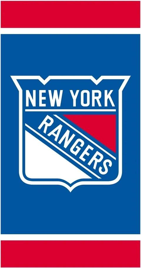 Prosop NHL New York Rangers, 70 x 140 cm