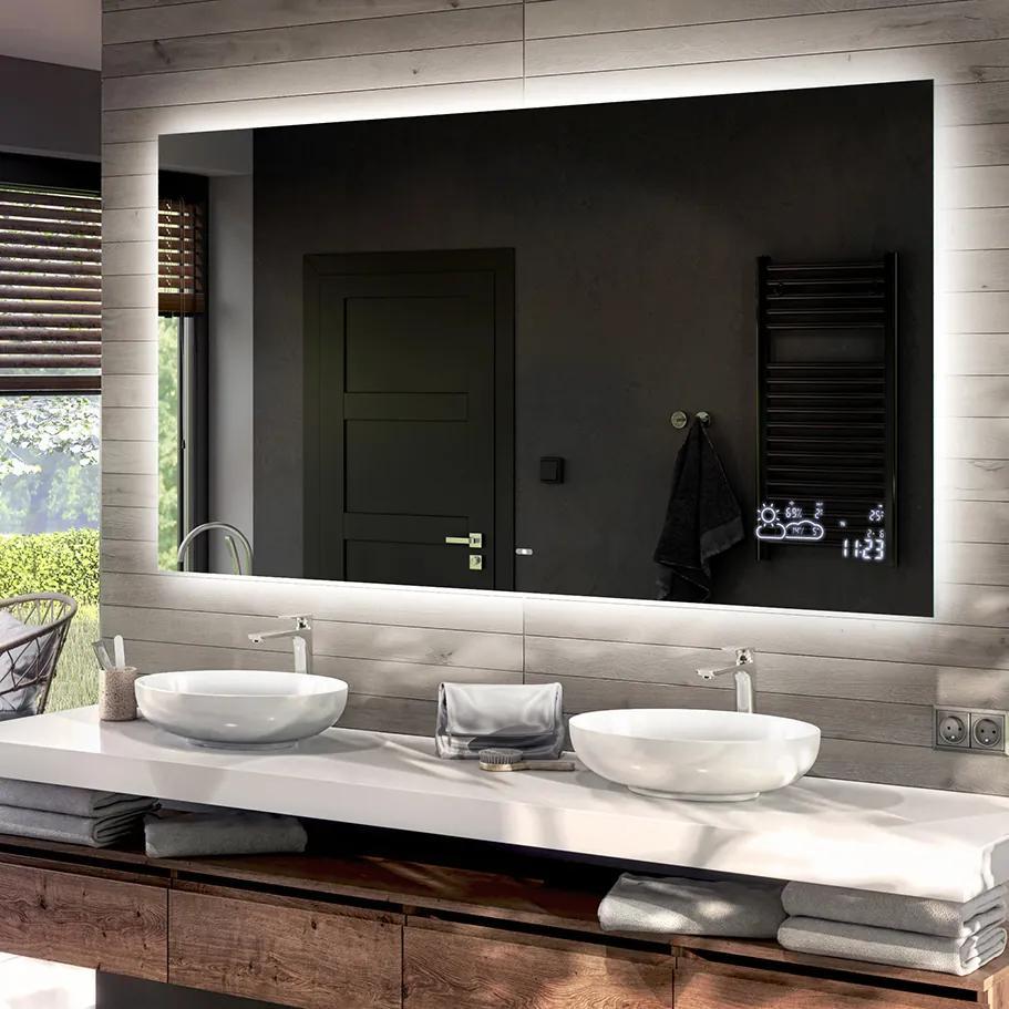 Oglinda baie cu iluminare LED58