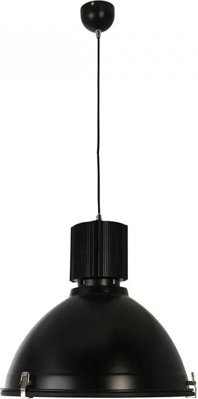 Pendul Warbier metal, negru, 1 bec, 230 V