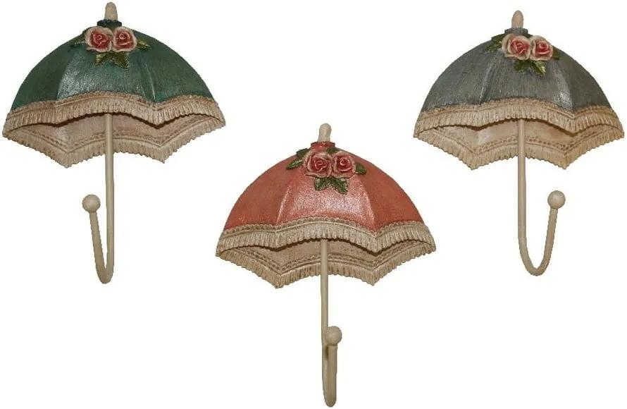 Set 3 cârlige Antic Line Umbrella