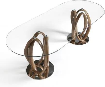 Masa dining design deosebit Ben, 240x110cm