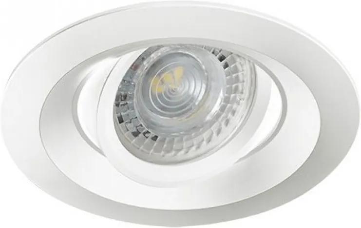 Kanlux Colie 26740 Spoturi incastrate alb 1 x GU10 max. 35W 2,9 x 9,9 x 9,9 cm