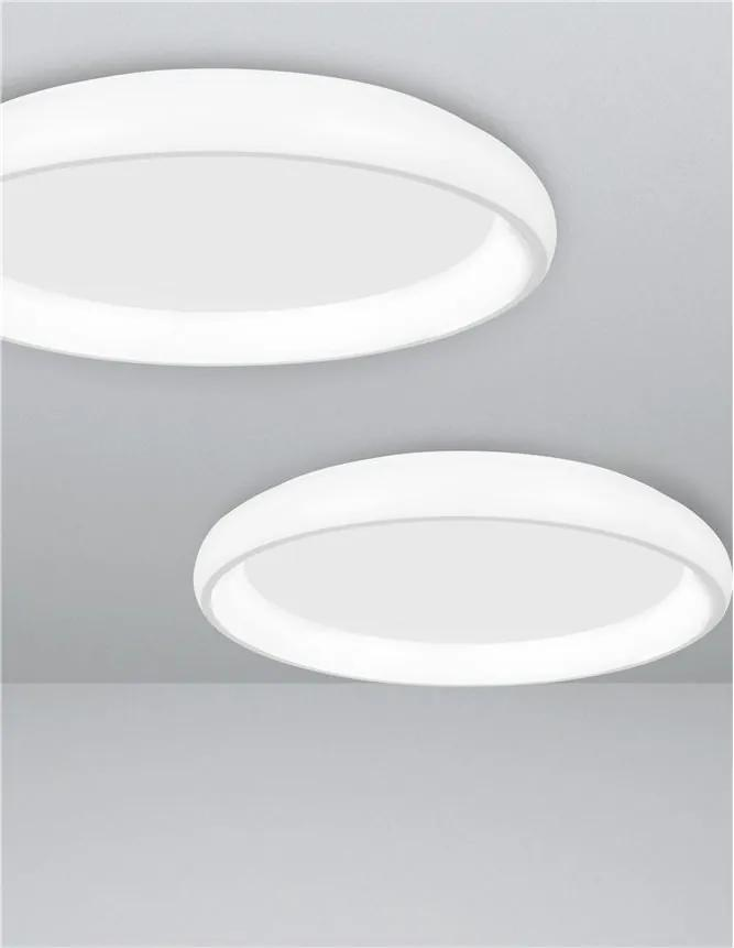 Plafoniera ALBI Nova-Luce Modern, Led, 8105605 D, Grecia