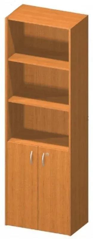Dulap de birou cu incuietoare cires TEMPO ASISTENT NEW 002