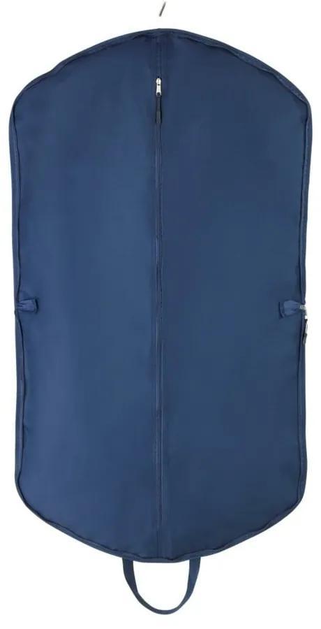 Husă protecție haine cu gentuță pentru încălțăminte Wenko Business, albastru