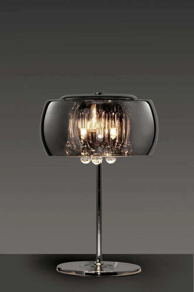 Trio 511210306 Lampi de masa LED VAPORE crom metal incl. 3 x G9, 42W, 2800K, 624Lm 624lm 2800K IP20 C