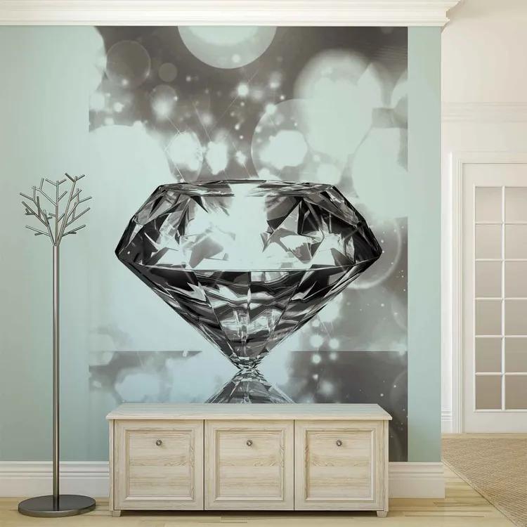 Diamond Fototapet, (184 x 254 cm)