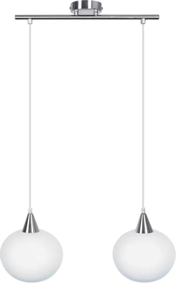 Lampa suspendata 1519/2/K 2xE27/60W