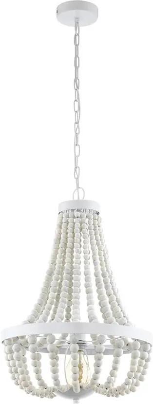 Eglo 49607 - Lampa suspendata BARRHILL 1xE27/60W/230V