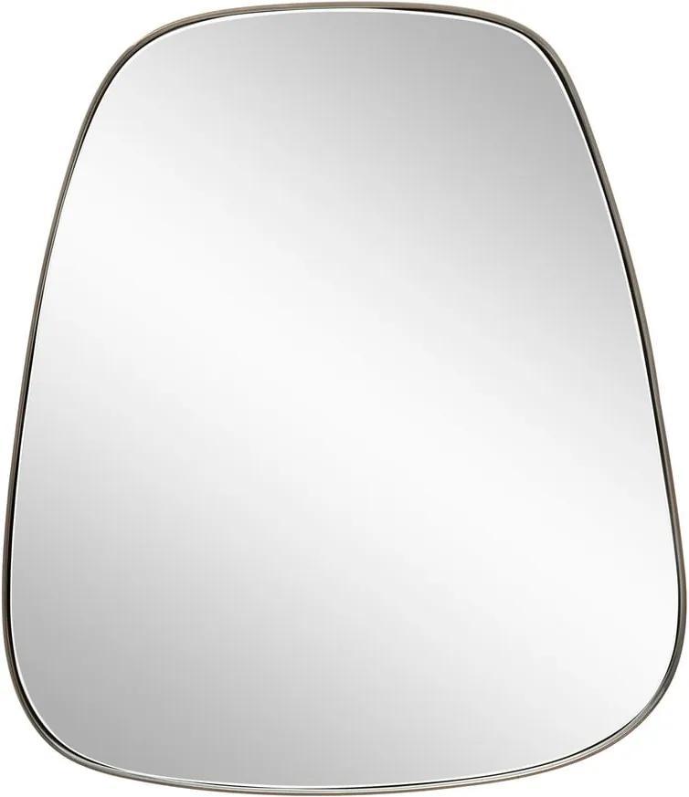 Oglindă perete Hübsch Srijolo, 42 x 48 cm