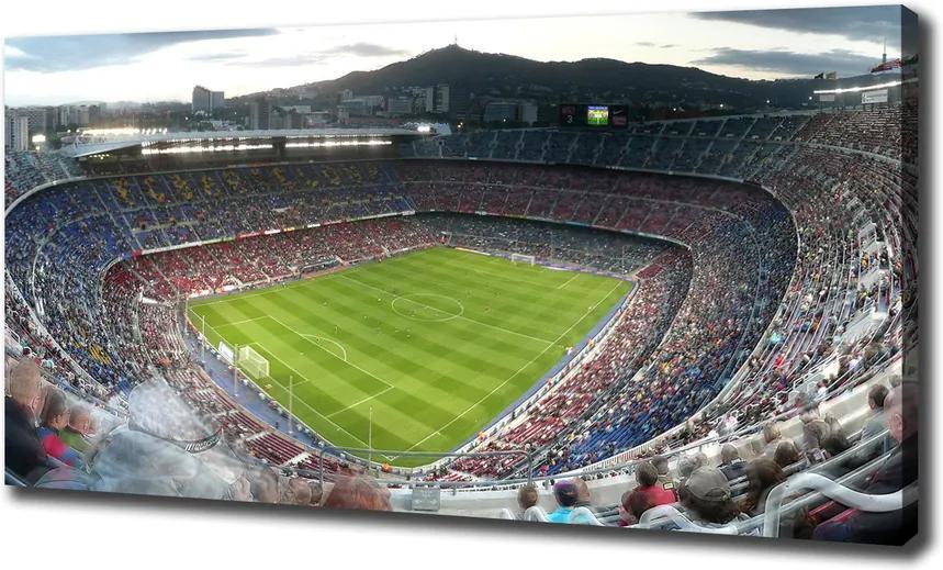 Tablou pe pânză canvas Stadionul barcelona