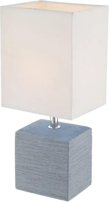 Globo GERI 21676 Lampa de masa de noapte ceramică 1 x E14 max. 40w IP20