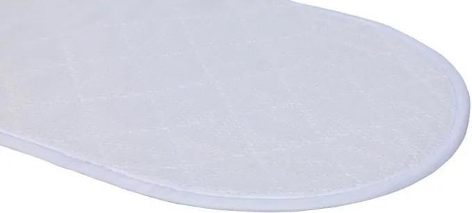 AeroSleep - Protectie impermeabila pentru saltea ovala Stokke, 119 x 70 cm