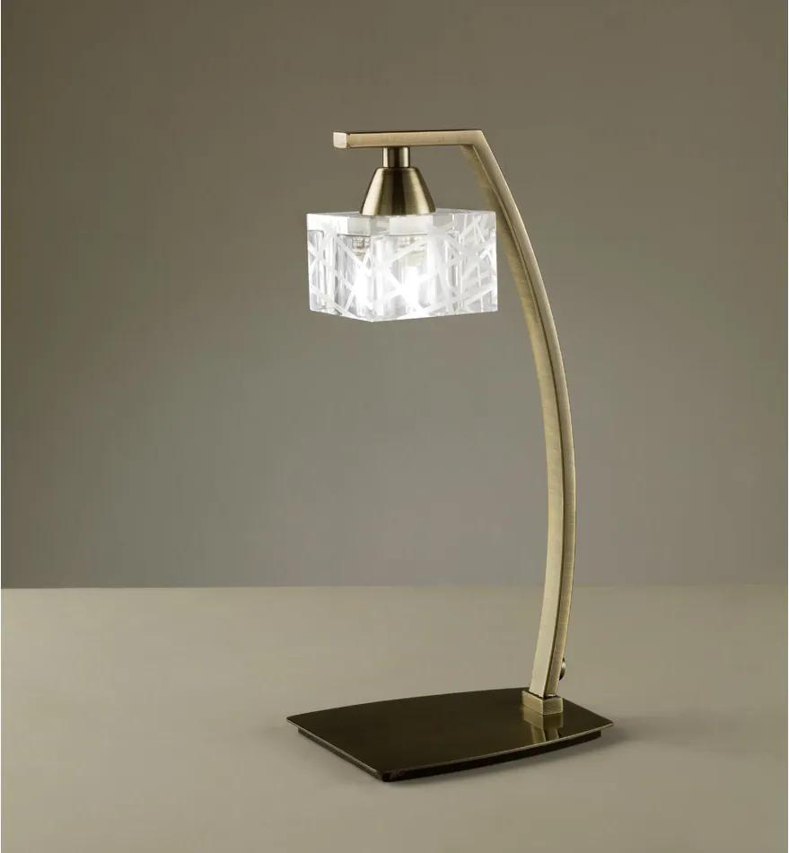 Mantra 1437 Veioze, Lampi de masă ZEN alama metal 1xG9 max. 33 W