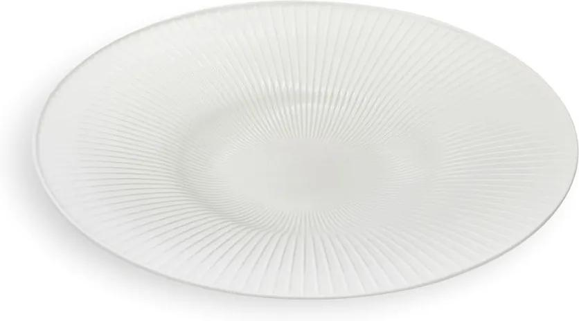 Farfurie din ceramică Kähler Design Hammershoi Dish, ⌀ 40 cm, alb