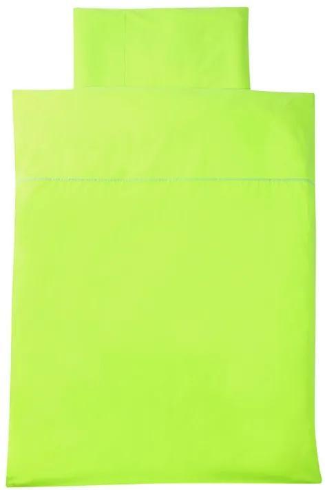 Easy-baby - Lenjerie Pat 100/135 cm, Green