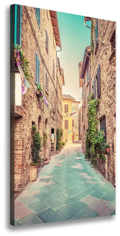 Imprimare tablou canvas Străzile italiene