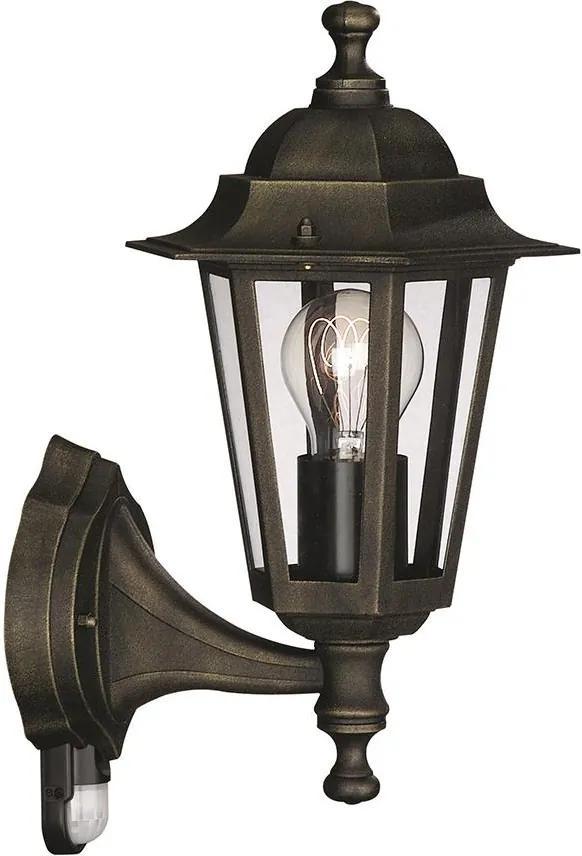 Bright Light 71522/01/42 - Aplica perete exterior cu senzor PEKING 1xE27/60W