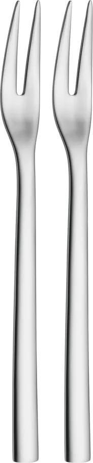Set 2 furculițe pentru servit din oțel inoxidabil Cromargan® WMF