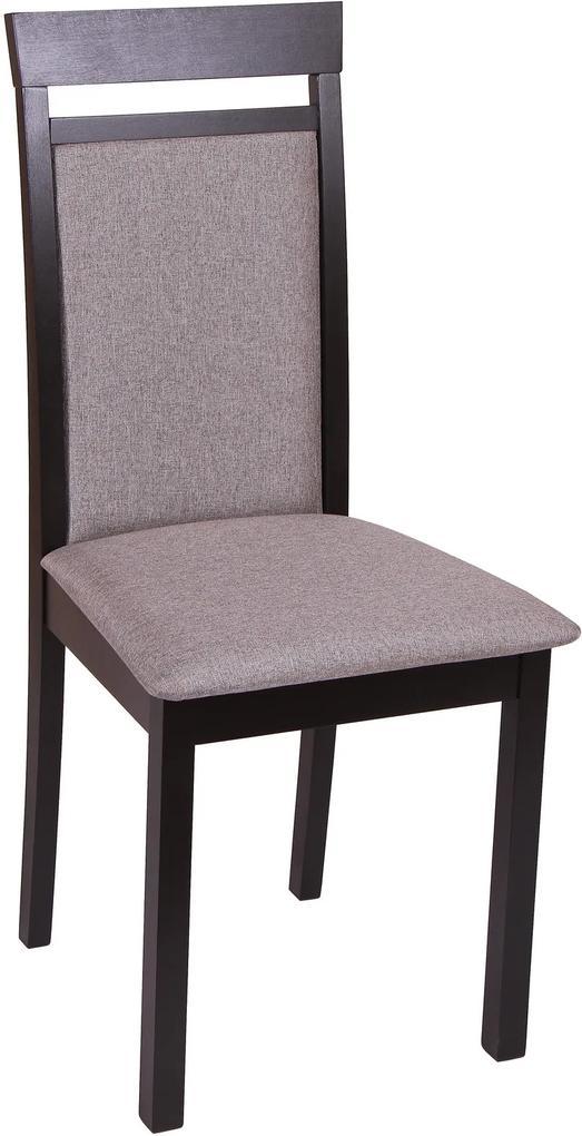 Set 2 scaune NIKA 2, Wenge/Veles 14