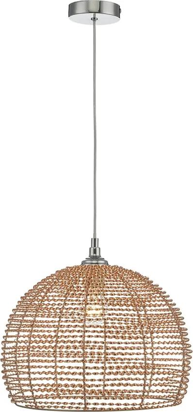 Top Light DAVOS 1 XL CO - Lustra cu cablu 1xE27/60W/230V