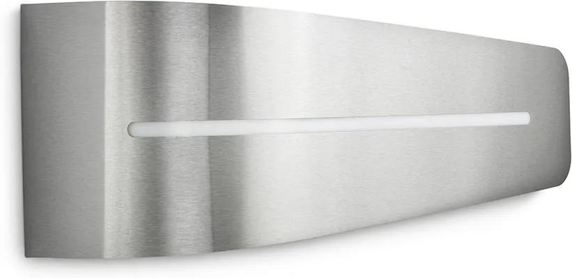 Philips 17201/47/16 - LED Aplică perete exterior BREEZE 1xE27/8,5W/230V