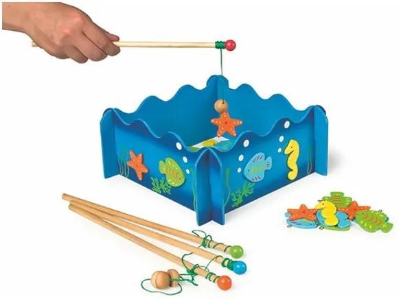 Jucărie din lemn Legler Sea World