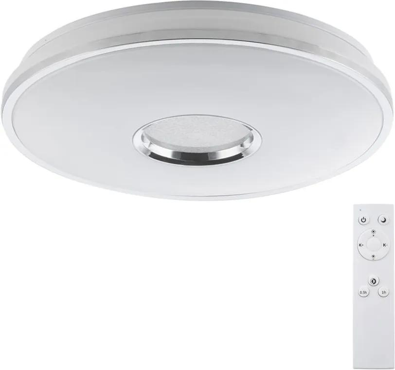 Globo 48382-60 - Plafonieră LED cu telecomandă RENA 1xLED/60W/230V