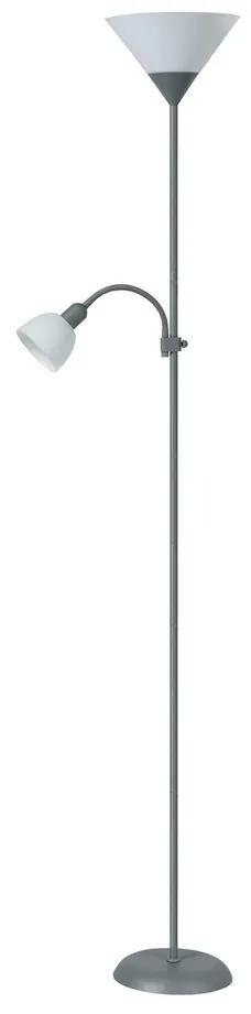 Lampă de podea Rabalux 4028 Action, argintiu