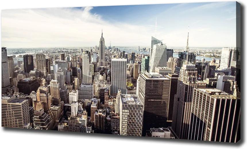 Imprimare tablou canvas New york