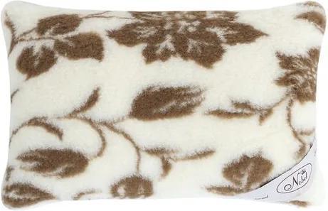 Pernă din lână merinos european Tapia, 40 x 60 cm