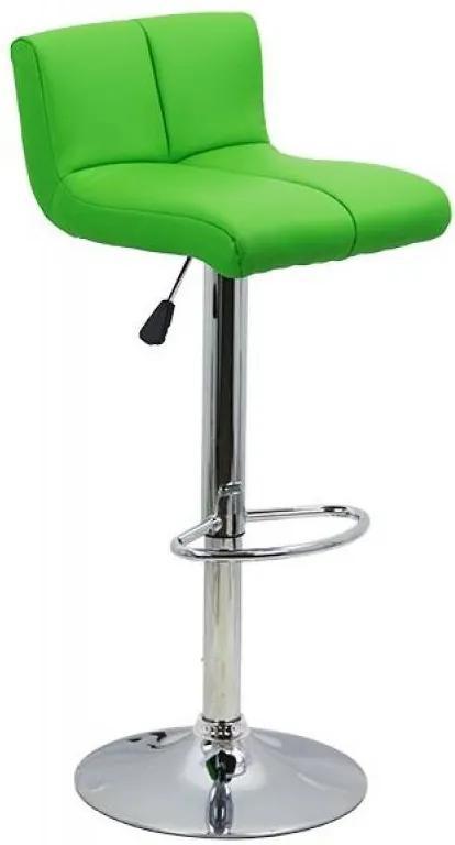 Scaun de bar ABS 106 Verde