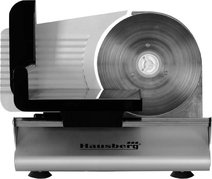 Feliator electric Hausberg,250W,lama otel inoxidabil,taiere reglabila