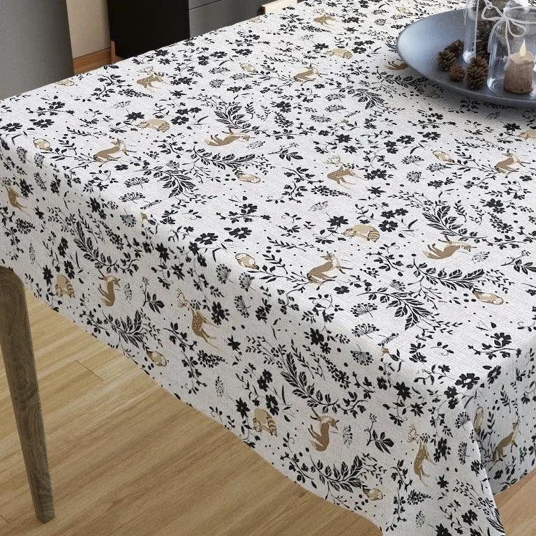 Goldea față de masă decorativă - model 267 40 x 40 cm