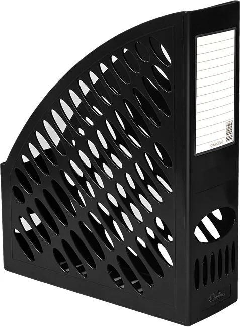 Suport dosar plastic Forpus 30203 negru