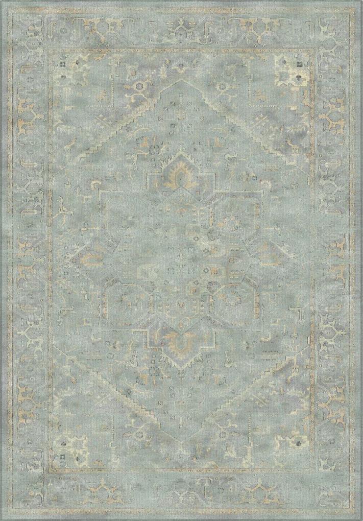 Covor Oriental & Clasic Maxime, Gri/Multicolor, 100x140