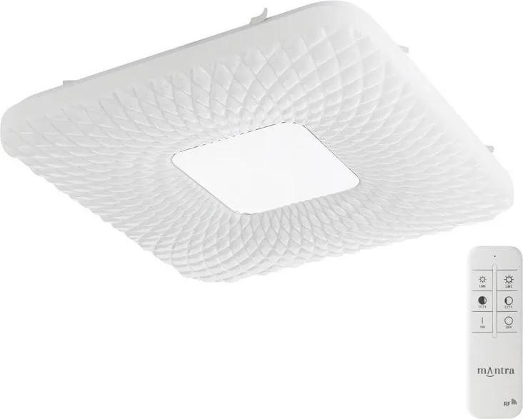 Globo 41343-40 - LED Lampă dimmabilă cu telecomandă FINDUS 1xLED/40W/230V