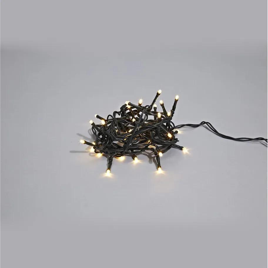 Ghirlandă luminoasă cu LED Markslöjd Sken, 120 becuri