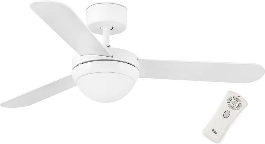 FARO 33600 - Ventilator tavan FEROE 2xE14/40W/230V